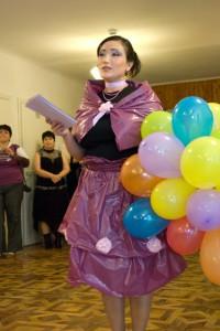 В образе Принцесса цирка