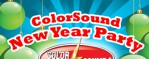 Colorsound New year party