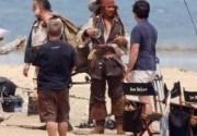 """Первый ролик четвертых """"Пиратов"""" представят в Диснейленде"""