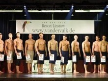 """Участники конкурса """"Мистер Германия"""". Фото ©AFP, архив"""