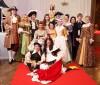 В Киеве состоялся старинный костюмированный бал «Шоколадный замок»