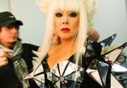В России появилась своя Lady Gaga. Фото