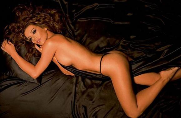 Анна Седокова довольна своей большой попой