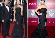 Кейт Бекинсейл не поделила платье с Ким Кардашьян. Фото