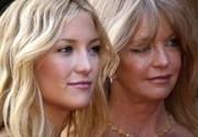 Голди Хоун переживает за свою дочь