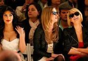 Ким Кардашян не разговаривает с Пэрис Хилтон. Фото