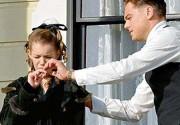 Леонардо ДиКаприо снимается в скандальном фильме. Фото