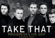 Робби Уильямс предстал в необычном имидже в новом клипе Take That