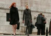 Сара Джессика Паркер и Кристина Хендрикс стали подругами. Фото