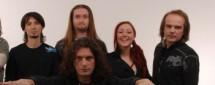 Выступление групп NoraLasso и Скрябин