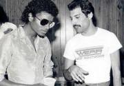 Queen издадут дуэт Фредди Меркьюри и Майкла Джексона. Фото