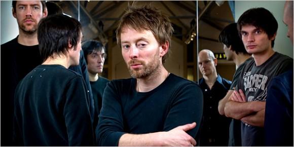 Radiohead выпускают новый мини-альбом