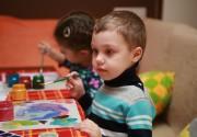 Детский художественный конкурс в ресторане «Сервиз»