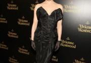 Дита фон Тиз посетила презентацию ювелирной коллекции. Фото