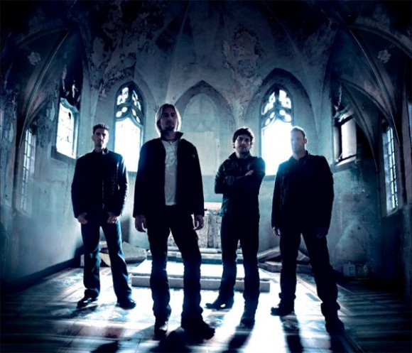 Live Nation подписала контракт с Nickelback