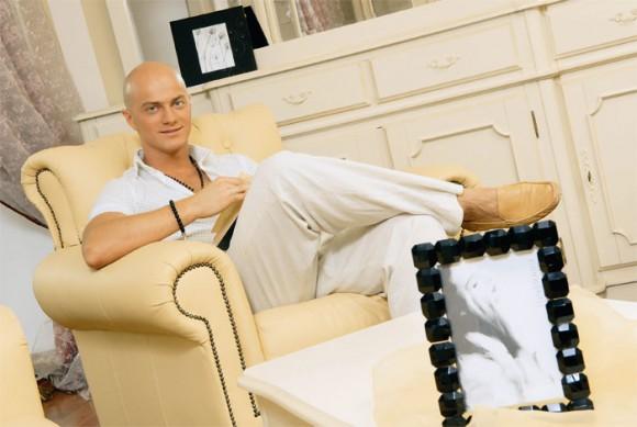 Иван Дорн оставит страну без блондинок