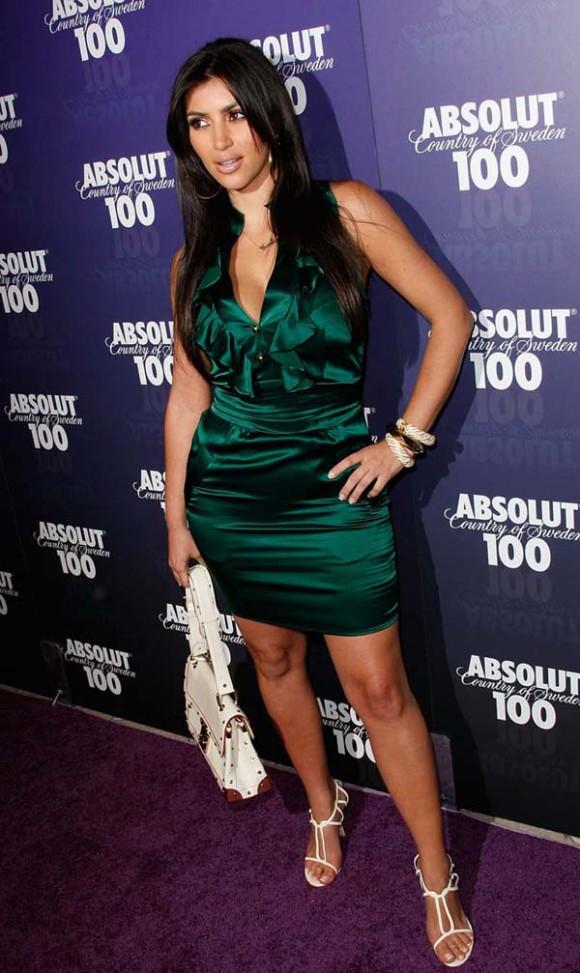 Ким Кардашян открыла бар в ОАЭ