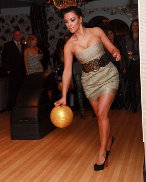 FHM признал фигуру Ким Кардашян самой сексуальной. Фото