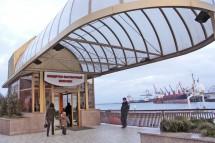 Выставочный центр Морвокзала