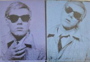 На аукцион выставили первый автопортрет Энди Уорхола 12