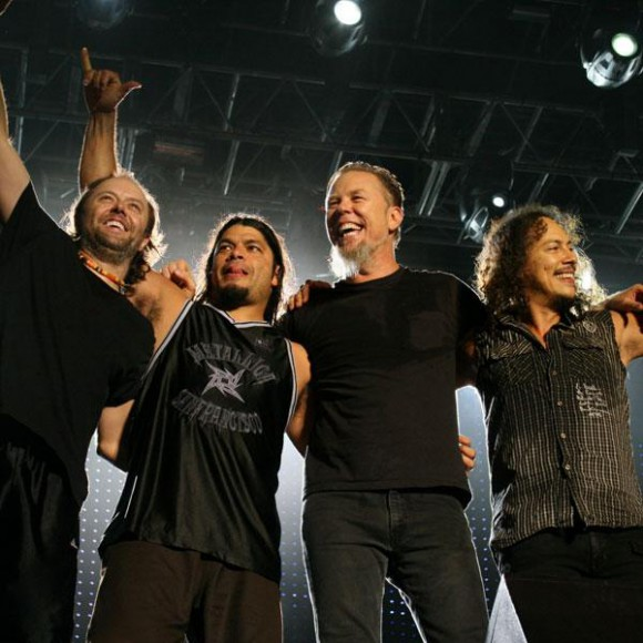Metallica выложит новый альбом в интернет