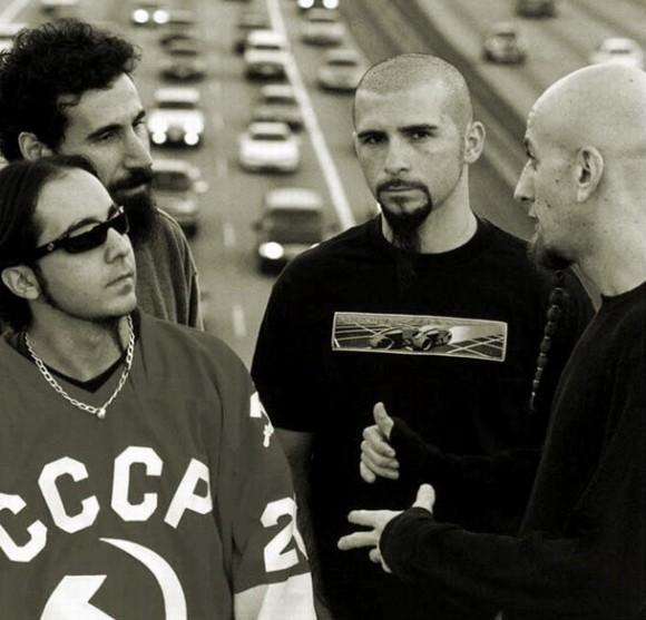 System of a Down планируют отправиться в тур