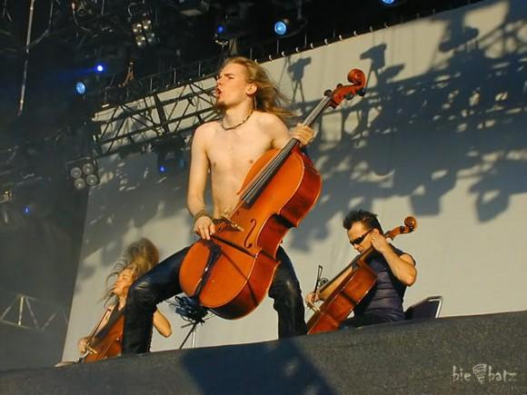 Apocalyptica выпустит «Седьмую симфонию»