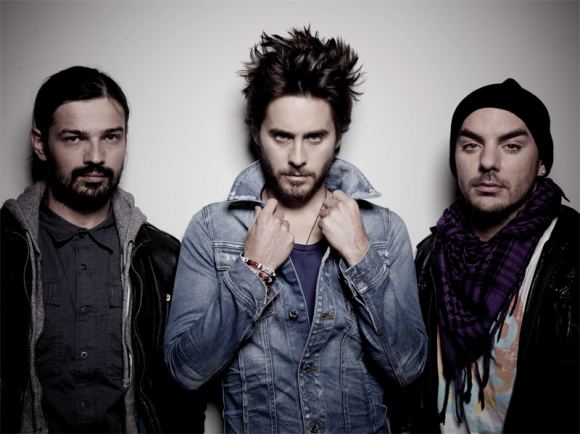 30 Seconds to Mars выступят на Sziget 2010