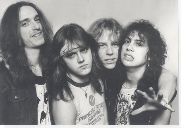 Metallica хочет выступить с U2