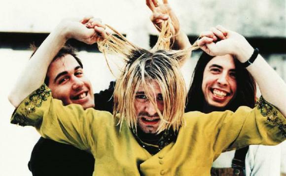 Участники группы Nirvana запишут новый альбом
