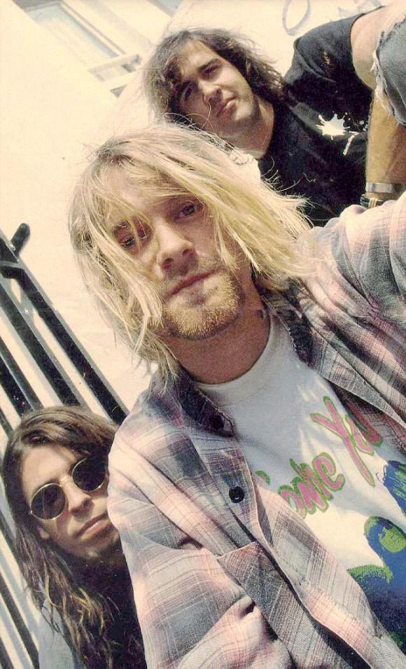 Альбомы Nirvana выпустят на виниле