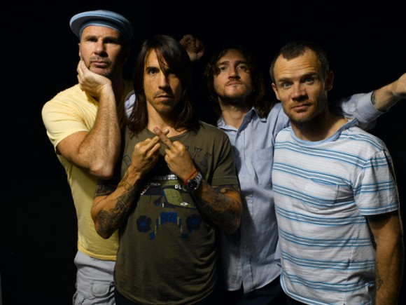В Киев едут Red Hot Chili Peppers