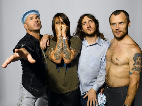 Red Hot Chili Peppers расстались на год