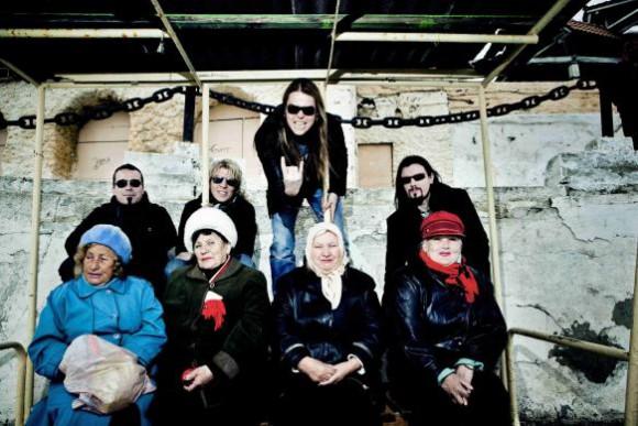 Легендарная финская группа Apocalyptica отправляется в тур по городам Украины