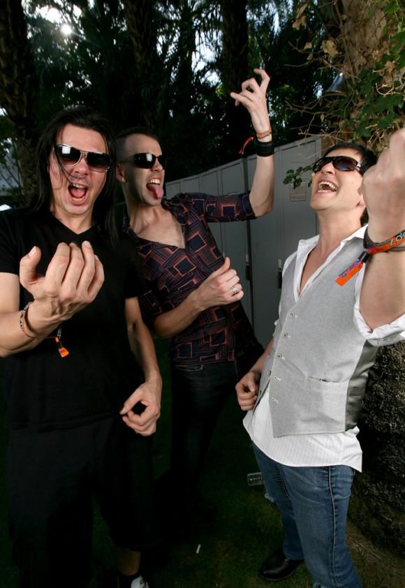 Сестра Паттинсона записала песню с лидером Placebo