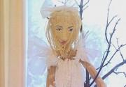 В России появилась своя Леди Гага... из макарон. Фото