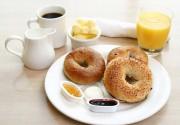 Ранкове меню  у  ресторані  НОН-СТОП