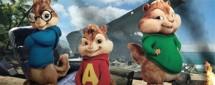 Элвин и бурундуки 3D