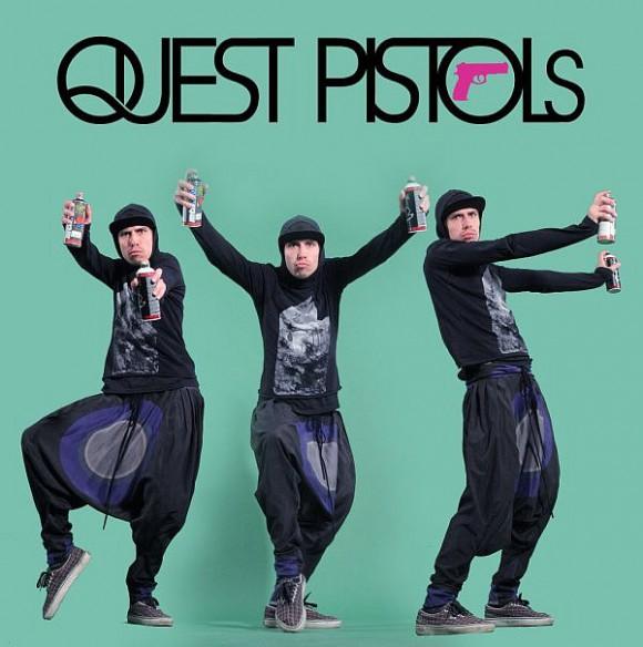Quest Pistols оторвутся в России