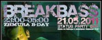 BreakBass & Zhmura B-Day