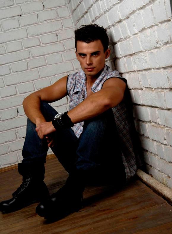 Звезда R'n'B Рэй Хортон запишет альбом в Украине