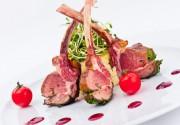 Ресторан Кашемир презентует - блюдо недели по специальной цене: Каре новозеландского ягненка