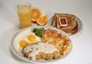 Где вкусно позавтракать и пообедать на Оболони? В Queen Bee!
