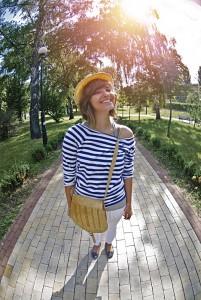 Лина, студентка