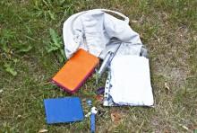 Содержимое сумки Вероники