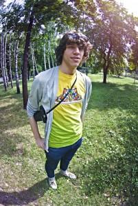 Денис, студент