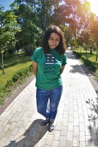 Вероника, студентка