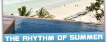 The rhythm of summer