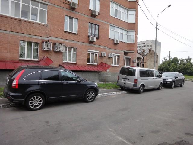 дворик на Дмитриевской