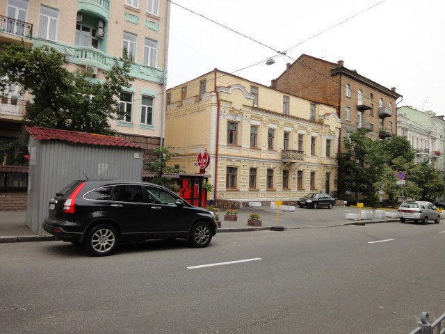 ул. Владимирская